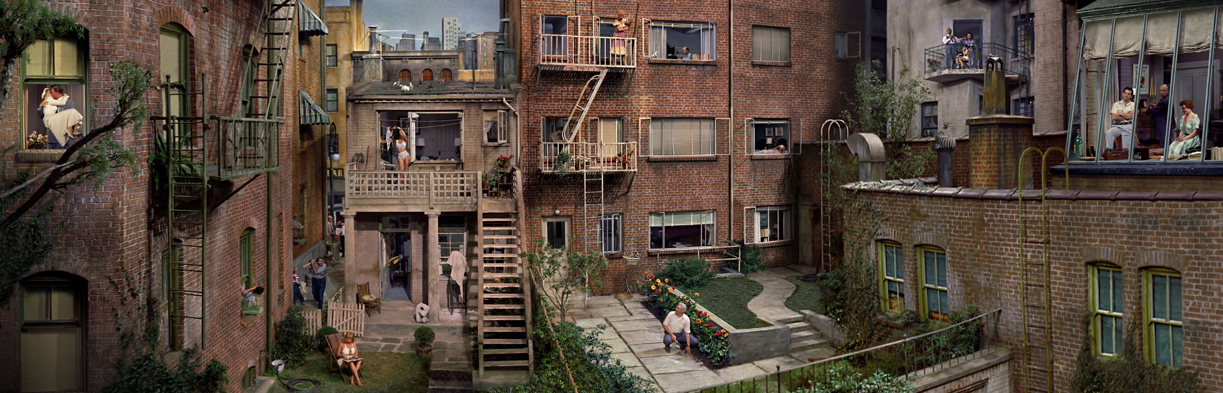 Image result for rear window